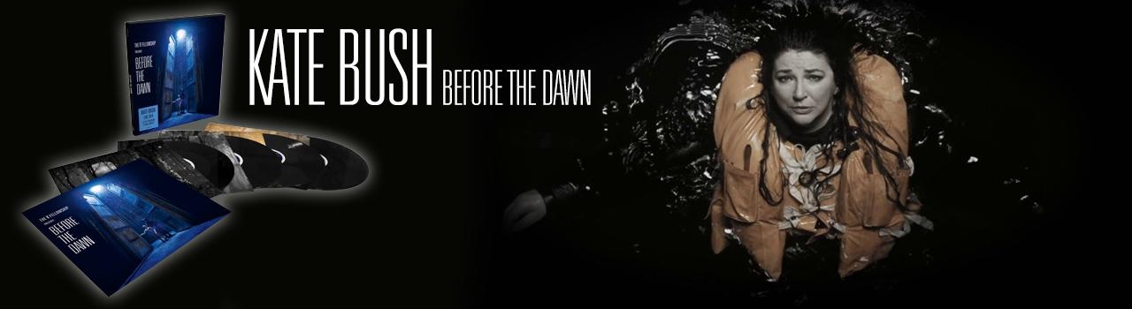 """Kate Bush """"Before the Dawn"""""""