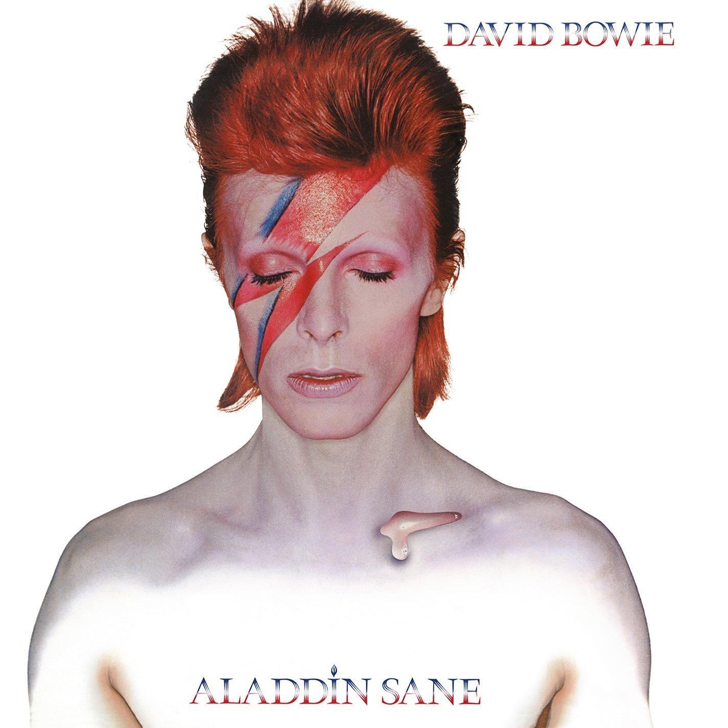 Club 33RPM – Para los amantes del Vinilo   David Bowie – Aladdin Sane